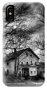The Old House Down The Street IPhone Case