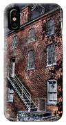 The Old Jail IPhone Case