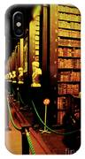 The Old Library Trinity College Dublin Ireland IPhone Case