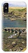 The Old Lizard Lifeboat Station IPhone Case