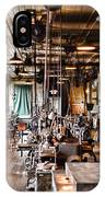 The Old Machine Shop IPhone Case