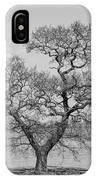 The Old Oak - Mono IPhone Case