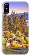 The Old Resting Place IPhone Case