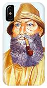 The Old Sailor IPhone Case