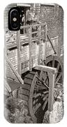 The Old Saw Mill IPhone Case