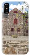 The Old Sone Barn At The Highlands IPhone Case