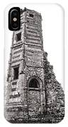 The Old Tower IPhone Case