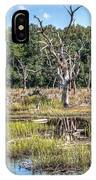 The Old Tree Graveyard IPhone Case