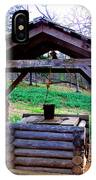 The Old Water Well IPhone Case