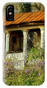 The Old Well House IPhone Case