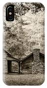 The Old Whitehead Place E211 IPhone Case