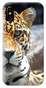 The Ole Leopard Don't Change His Spots IPhone Case