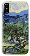 The Olive Tree IPhone Case