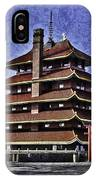 The Pagoda IPhone Case