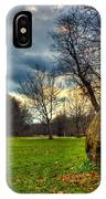 The Park IPhone Case
