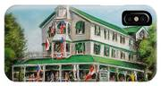 The Parker House IPhone Case