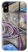 The Pearl Mermaid IPhone Case