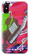 The Pianist Day Of The Dead IPhone Case