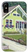 Our Neighbour's House IPhone Case