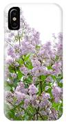 The Pink Of Spring - Featured 2 IPhone Case