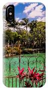 The Place To Relax IPhone Case