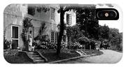 The Platt's House In New Jersey IPhone X Case