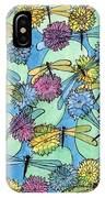 The Pond - An Aerial View IPhone Case