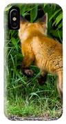 The Pounce IPhone Case