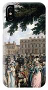 The Promenade In St James Park, C.1796 IPhone Case