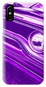 The Purple People Eater - 1970 Plymouth Gtx IPhone Case