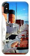 The Queen Mary  IPhone Case