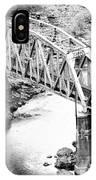 The Rail Bridge IPhone Case