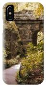 The Ramble Stone Arch IPhone Case