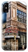 The Reading Terminal Market IPhone Case
