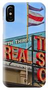 The Real Seafood Company 4201 IPhone Case