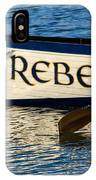 The Rebel IPhone Case
