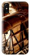 The Red Barn Of The Boeing Company II IPhone Case