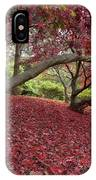 The Red Carpet IPhone Case
