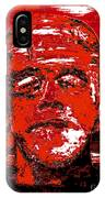 The Red Monster IPhone Case