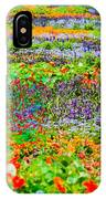 The Resort For Insects IPhone Case