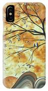 The Resting Place By Madart IPhone Case