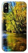 The Rifle River At Highbanks Base IPhone Case