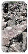 The Ringing Rocks Of Bucks County IPhone Case