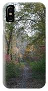 The Road Ahead No.2 IPhone Case