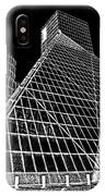 The Rock Hall Cleveland IPhone Case