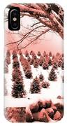 The Rocks In Winter IPhone Case