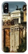 The Roman Forum 2 IPhone Case