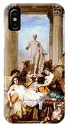 The Romans Of The Decadence IPhone Case