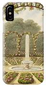 The Rosary At Ashridge IPhone Case