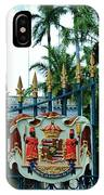 The Royal Seal Of Hawaii IPhone Case